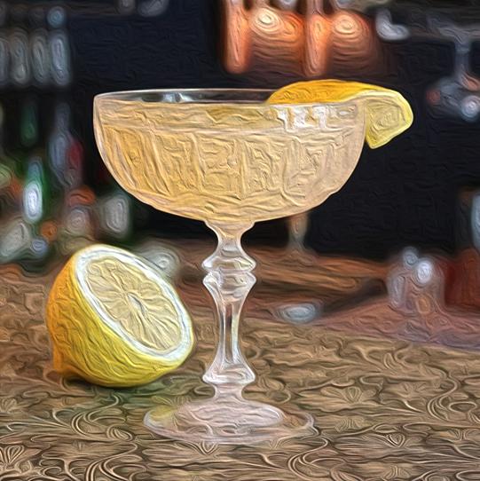 Classic Sidecar Cocktail - BUCKFISH
